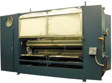Dual Head Hot Melt Roller Coater - Union Tool 4401