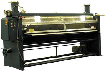 Large rotary laminator from Union Tool