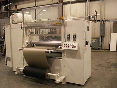Hot Melt Roller Coater