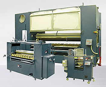 Union Tool Roller Coaters for the Bedding Industry