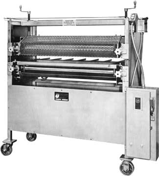 Roller Coater Series 15 - Union Tool 2037