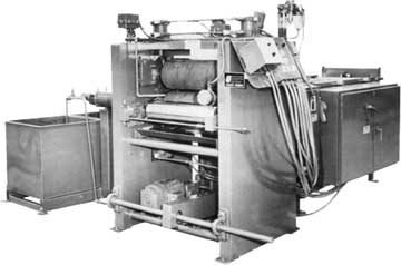 Union Toll roller coater machines.
