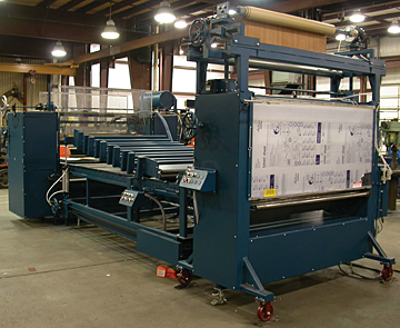 Automatic Steel Sheet & Steel Plate Feeder / De-Stacker - Union Tool 8582